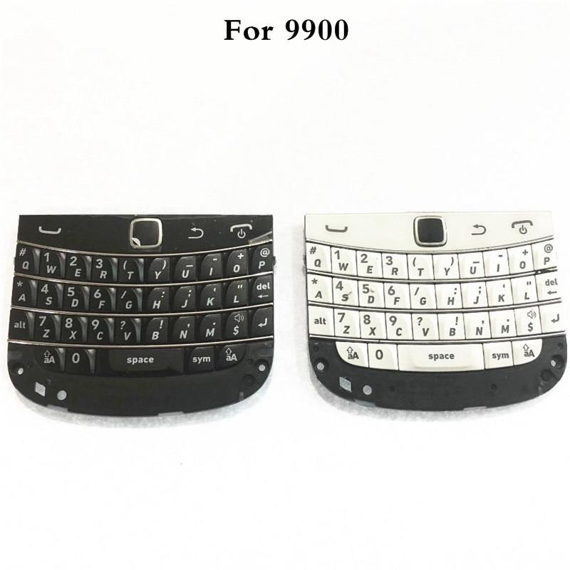 Boa qualidade original para blackberry 9900 inglês teclado botão cabo flex teclado peças de reposição