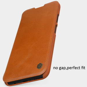 Image 5 - Nillkin Qin kitap Flip deri kılıf kapak için Huawei P40 Lite Nova 7i Nova 6 SE