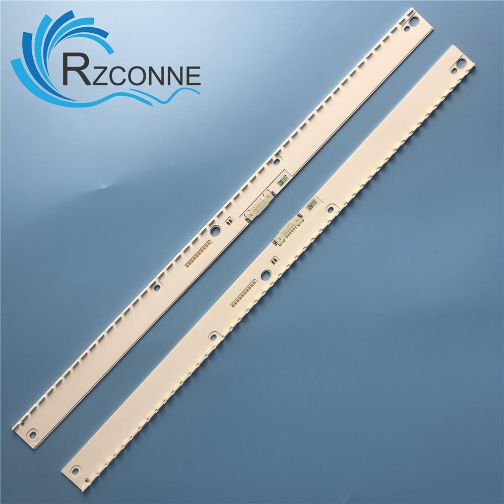 LED Backlight Lamp Strip For BN96-39678A 39679A 39677A  39676A  UN43KU7500 CY-VK043HGAV3H UE43KU6655 UE43KU6659  Ue43ku6400