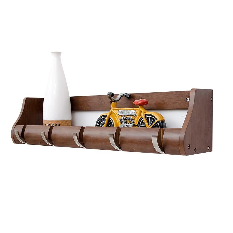 Living room hook rack creative wall hanger coat   hanging storage   |Hooks & Rails| |  - title=