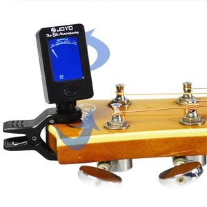 Digital Clip-on Electric Tuner