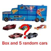 box and 5cars