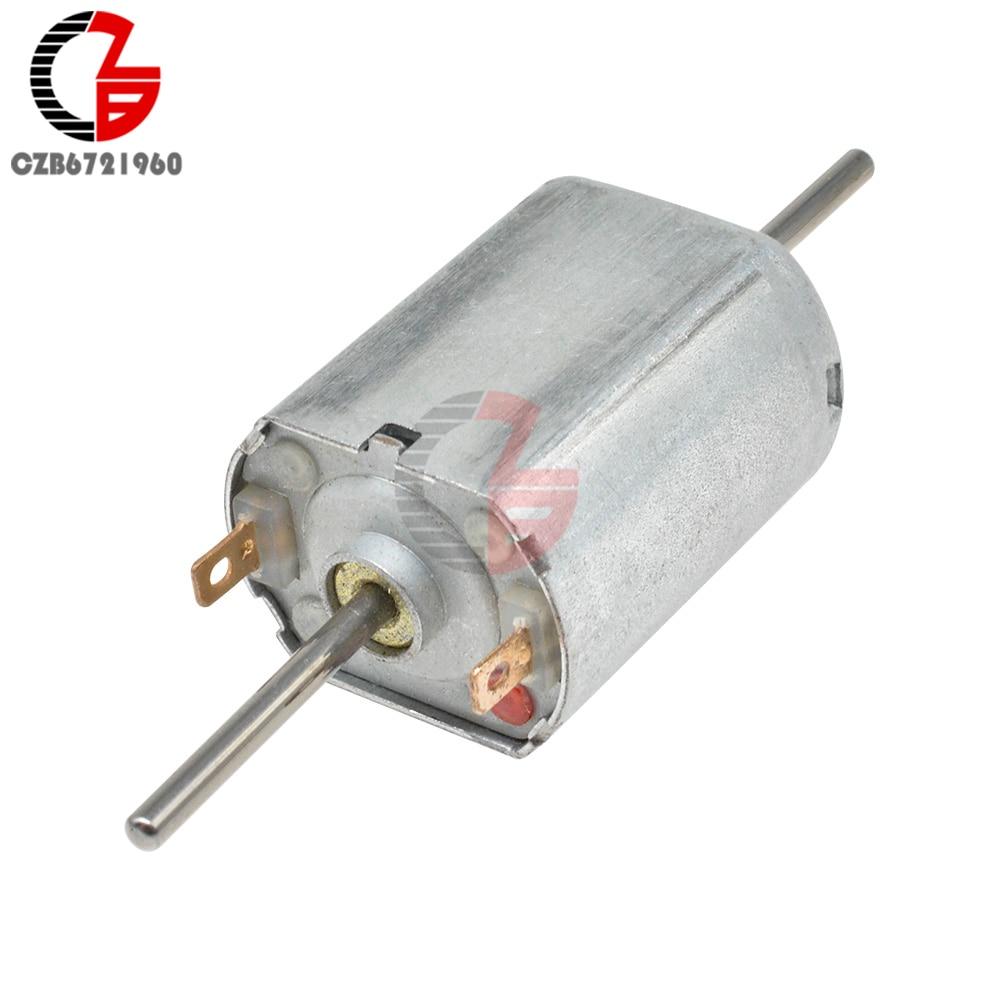 12V хобби мотор Тип 030 микро мотор игрушечный двигатель постоянного тока