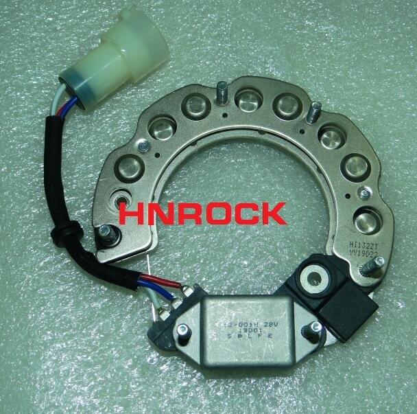 24 V Régulateur de tension Nikko Hitachi Isuzu Réparation Circuit Mob 133696 VR-2003-2B