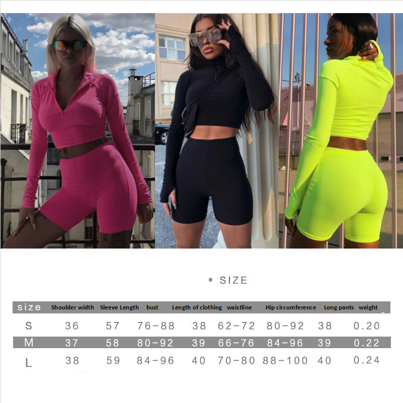 Womens Tracksuit Tights Sportswear Fitness Yoga Suit Sport set For Female Gym Clothing Workout Sports Suits Women