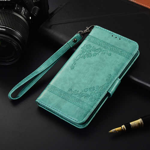 For On NOKIA 5.1 Case Floral Wallet Leather Case For NOKIA 5.1 Flip Fitted Case