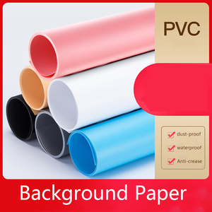 Solid Color Photographic Backdrop 50*50cm Photography Backdrop Background Cloth Waterproof Dustproof Anti-wrinkle for Photo Stud