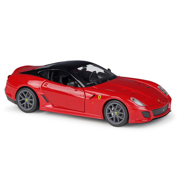 bburago 1 24 1951 jaguar xk 120 roadster alloy racing car alloy luxury vehicle diecast pull back cars model toy collection gift 1:24 FERRARI 599 GTO Alloy Luxury Vehicle Diecast Pull Back Cars Model Toy Collection Xmas Gift
