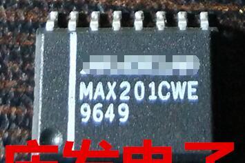 MAX201CWE+