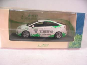 J-C 1/43 Kyosho 2009 Toyota Prius Collection Metalen Gegoten Simulatie Model Auto Speelgoed