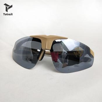 TOtrait Daisy C1 Airsoft gafas de sol para tres lentes de color...