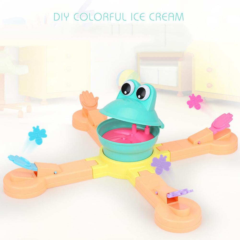 Mr bouche nourrir grenouille tirer bureau manger abeille famille jeu interactif enfants jouet nourrir grenouille jouets non toxique interactif jouet pour enfants