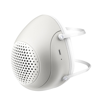Half Face Smart Electric Masks Anti-Bacterial Haze Flu Dust-Proof Breathable Level Protective Masks