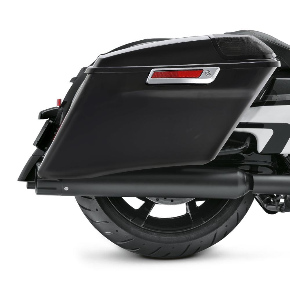 Hard Saddlebags Latch Key Lid For Harley Street Road Glide FLHR FLHX 2014-2019
