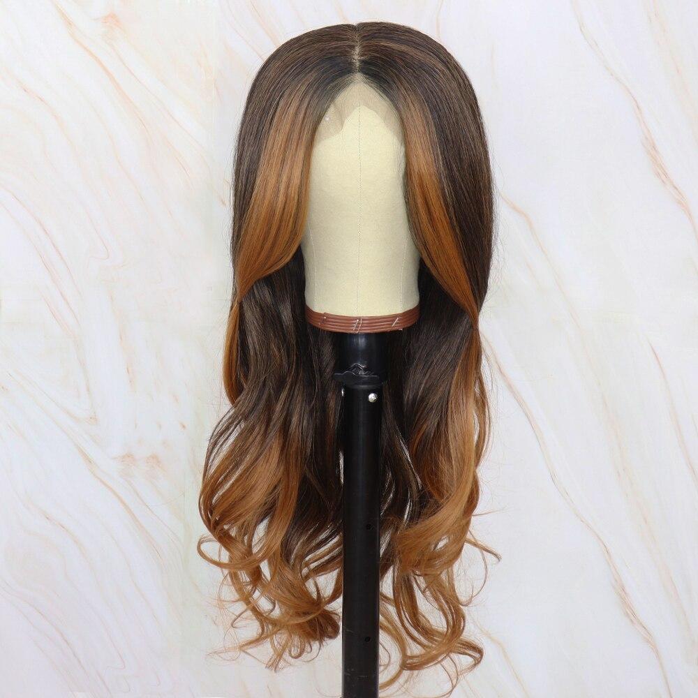 sintetico frente wigs13x4 japao fibra loira destaque 05