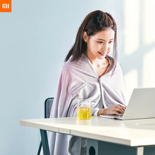 New Youpin MIjia Youpin AIKa Intelligent Temperature Controlled Graphene Heating Home Blanket 3 Speeds 10 Seconds Heat