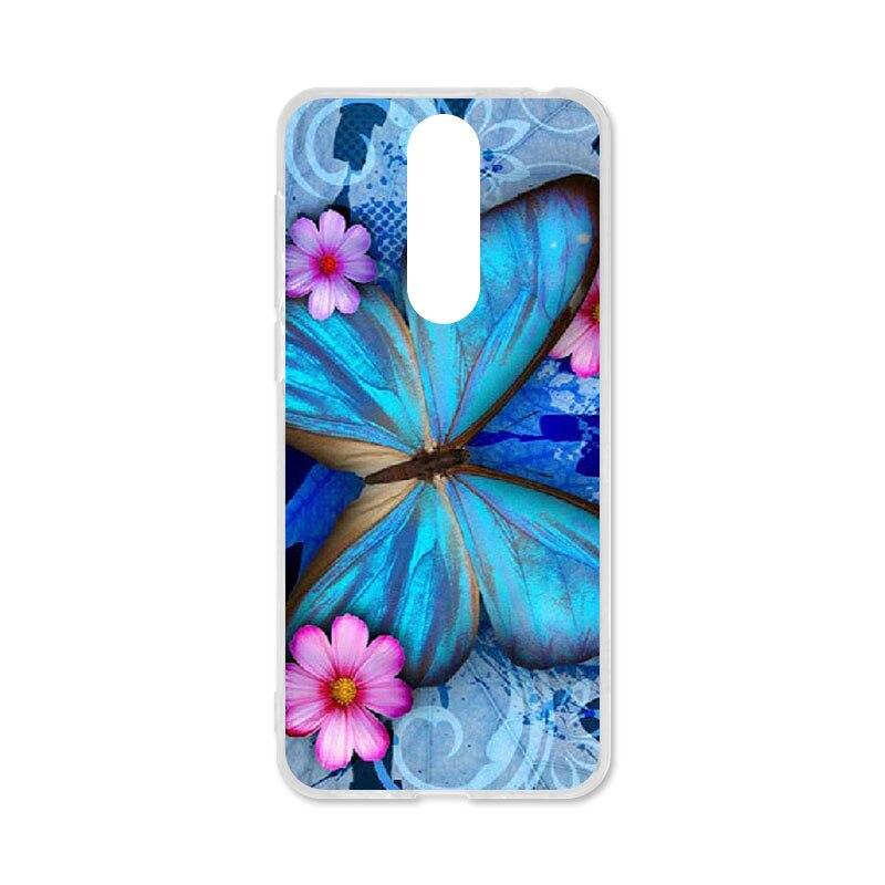 3D DIY Phone Case For Alcatel 3 3C 3V 3X 1C 1V 2019 1S 2020 Case Cover For Alcatel 5053D 5003D 5024D 5026D Funda Bumper Coque