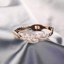 Snakelike bracelet niche design jadoku hatch hand titanium ornaments