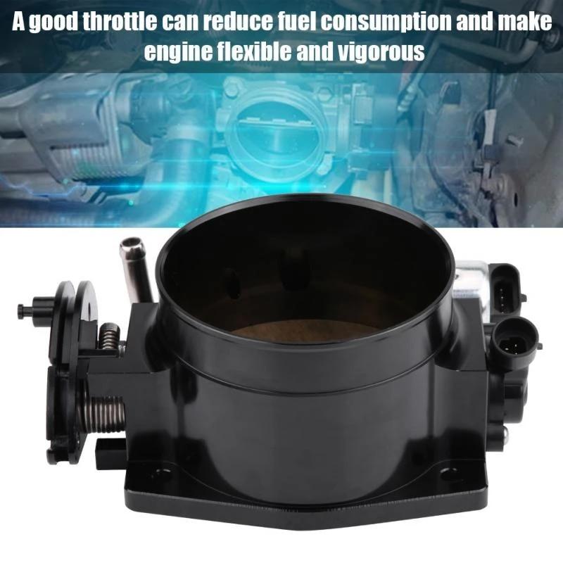 GM Throttle Position Sensor 92mm Throttle Body Excellent Performance Throttle Position Sensor Fit for LSX LS LS1 LS2 LS7