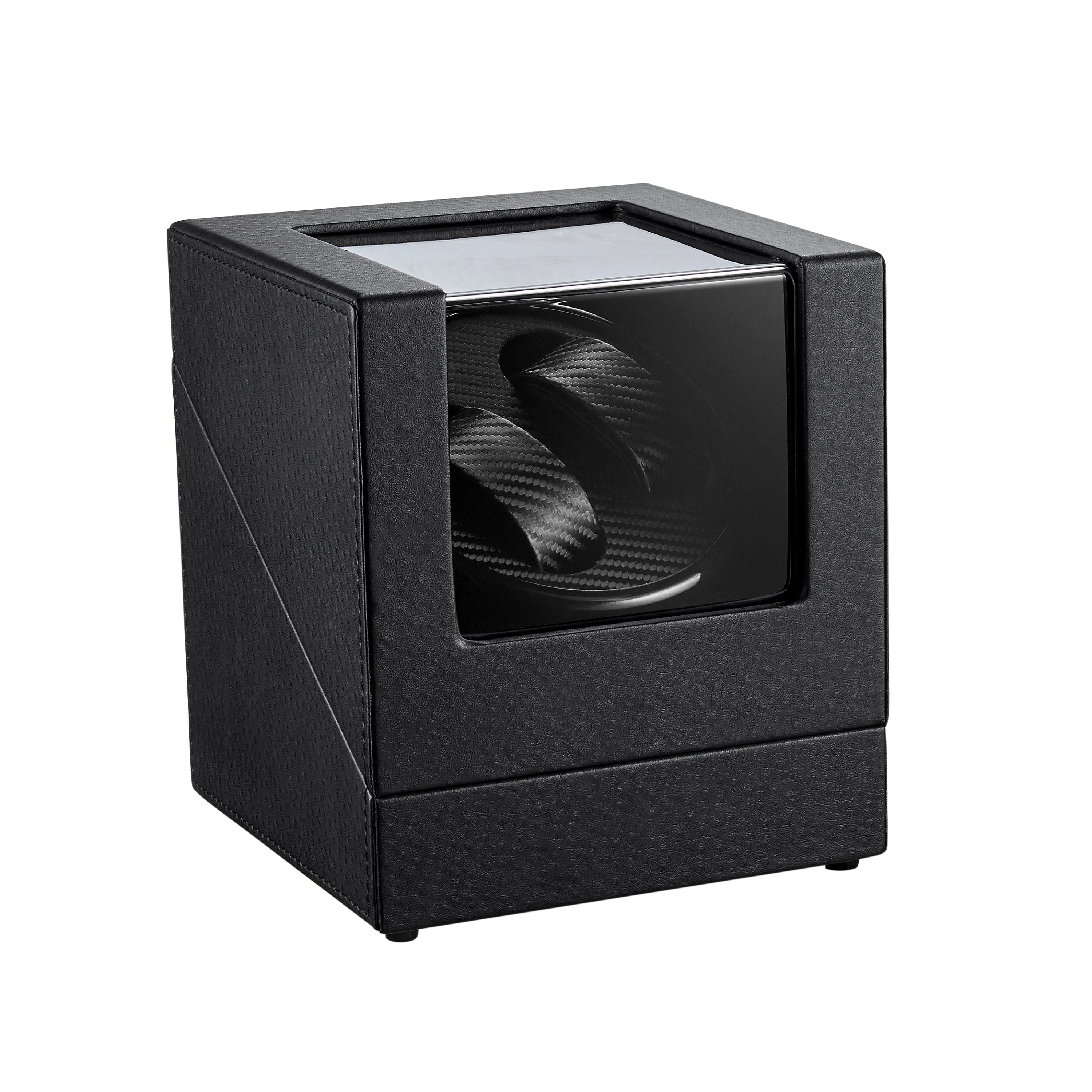 2019 New Motor Shake Watch Winder Holder Automatic Mechanical Watch Winding Box Jewelry Watches Box For EU/US/AU/UK Plug W141B | Watch Winders