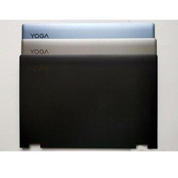 New Laptop Replace Cover For LENOVO YOGA 530-14IKB yoga 530 14 flex6-14IKB  flex 6 LCD back Case silver black