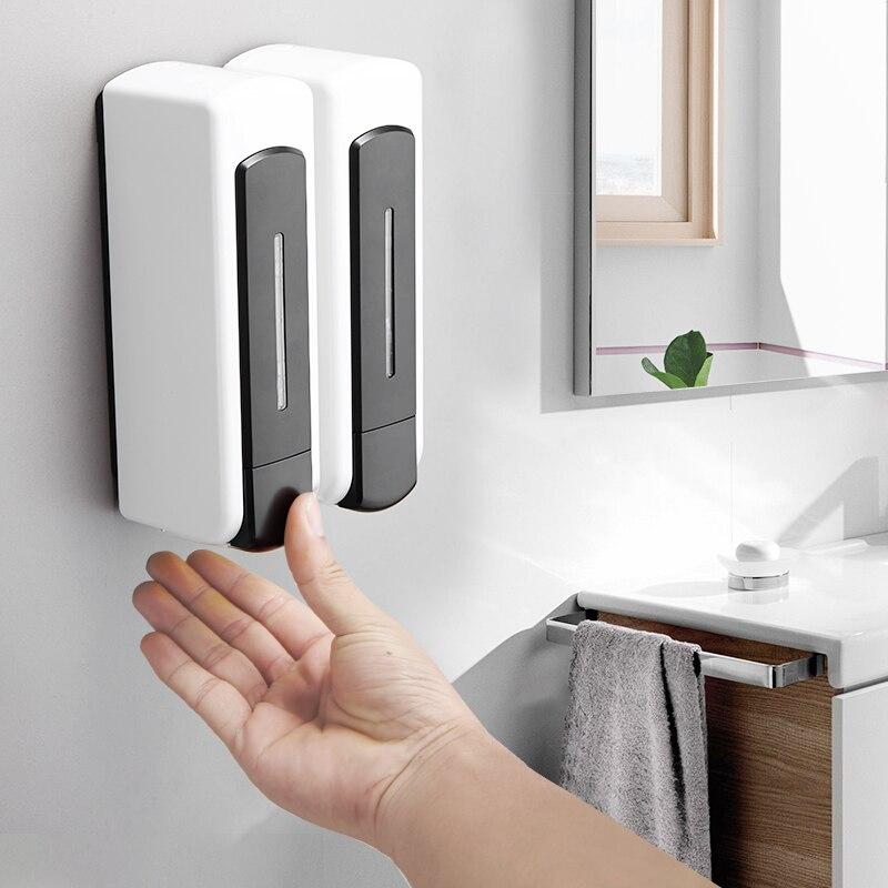 Towel Rack Hanging Holder Stainless Steel Towel Holder Rotating Towel Bar Robe Hooks Toilet Paper Holder Liquid Soap Dispenser in Towel Racks from Home Improvement