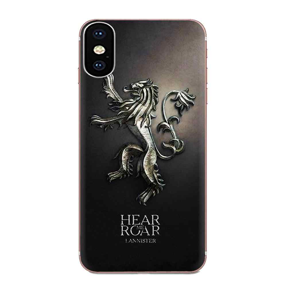 The Game Of The Thrones Newest Phone Cases For Sony Xperia Z Z1 Z2 Z3 Z4 Z5 compact Mini M2 M4 M5 T3 E3 E5 XA XA1 XZ Premium
