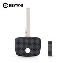 KEYYOU 10X Transponder Car Key Shell Fob Shell Cover Case Uncut Blade Styling For Mercedes Benz Vito Actros Sprinter V Class