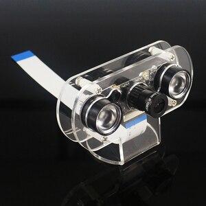 Image 4 - كاميرا راسبيري Pi 4 موديل B كاميرا 5 ميجابكسل رؤية ليلية قابلة للتعديل مع حامل وأضواء بالأشعة تحت الحمراء وكابل FFC لراسبيري بي زيرو ث/3B +
