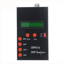 1-60 Mhz HF ANT SWR Antenna Analyzer Meter For SARK100 Ham Radio(China)