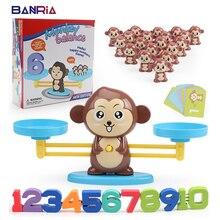 כלב איזון מתמטיקה ילדים חינוכיים צעצועים לילדים בגיל רך חינוך להתאים איזון בקנה מידה מספר משחק ללמוד להוסיף ולהחסיר