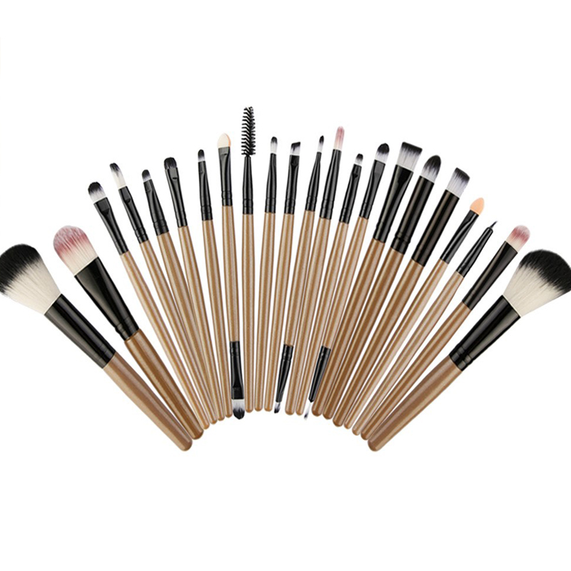 Maange 22PCS Augen Make-Up Pinsel Set Schönheit Tool Blush Lippenstift Foundation Lidschatten Pulver Kosmetische Schönheit Werkzeug