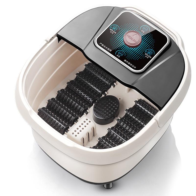 Manufacturers Direct Selling Health Care Feet Barrel Massage Foot Tub Feet-washing Basin Foot Bath Tub Mechanical Foot Bath Buck