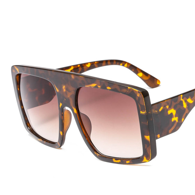 Jaw-dropping Large Sunglasses 7 Colors - Unisex 5