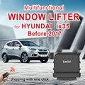 Автомобильный электростеклоочиститель и Открытый комплект для закрытия для hyundai ix35 до 2017 высокий вариант
