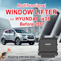Potência do carro Elétrico Kit Para Hyundai ix35 Janela Mais Perto & Fechamento Aberto Antes de 2017 opção alta|Vidro elétrico inteligente| |  -