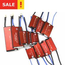 4S bms 6s 7s 12s 16a 20a 35a 45a pcm/pwb/bms para 3.7v avaliado lincm bateria pacote diy 18650 lithion ion com equilíbrio