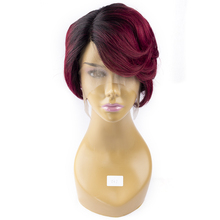 Pixie Cut Wig Human Hair Short Bob Lace Front Cheap Wigs With Free Shipping