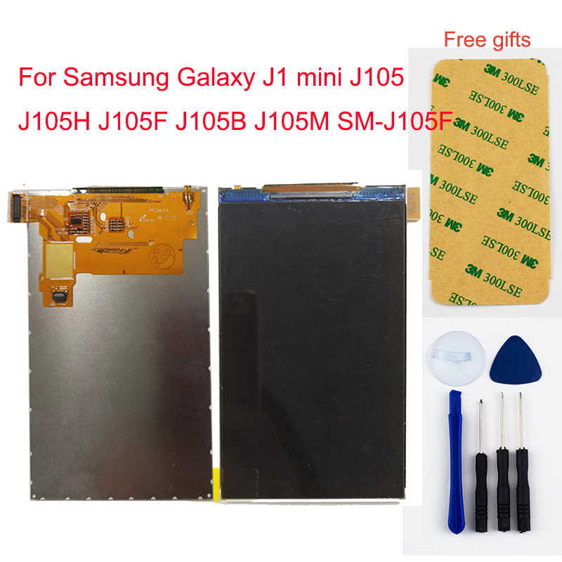 For Samsung Galaxy J1 mini J105 J105H J105F J105B J105M SM-J105F LCD Display Panel Screen Monitor Module Repair Part 100% test