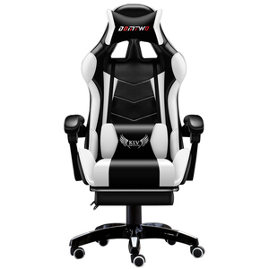 High-quality computer chair WCG gaming chair office chair LOL Internet cafe racing chair(China)