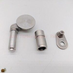 Image 3 - Turbo Part Wastegate TD025 Rattle Flapper Go lf Jet ta Pas sat 1.4TSI CAXA, CAXC 03C145702L 49373 01001 AAA Turbocharger Parts