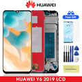 Оригинальный Y6 Prime 2019 ЖК-дисплей для Huawei Y6 2019 ЖК-дисплей с сенсорным экраном для Huawei Y6 Pro 2019 MRD-LX1f LX1 LX2 LX3 L21 L22