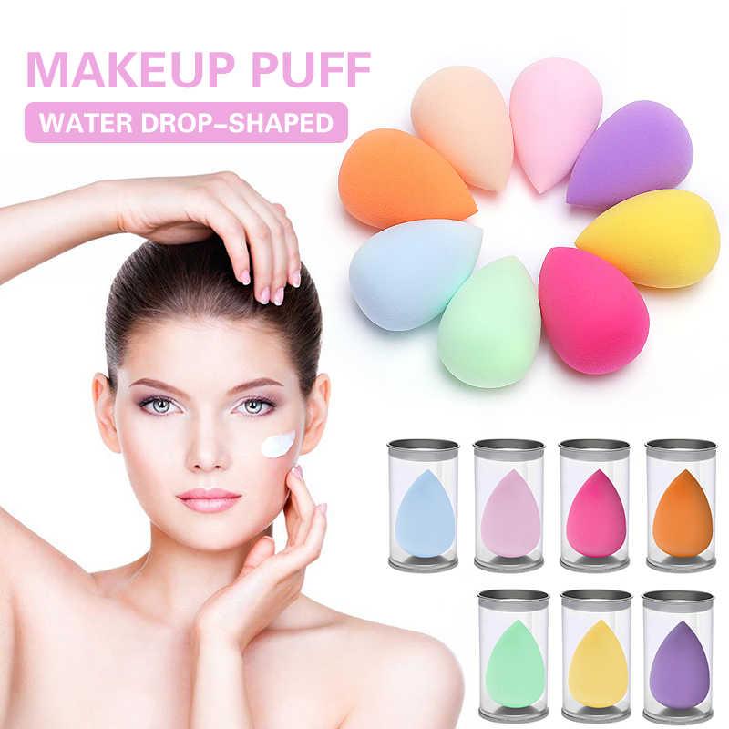 New Air Cushion Puff Powder Makeup Sponge For Foundation BB CC Cream Contour Facial Smooth Wet Dry Make Up Beauty Tools TSLM1