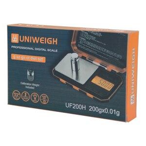 Image 5 - Balanças digitais para joias, joias de ouro esterlina, 0.01 de peso, balança eletrônica, alta precisão, premium, aço inoxidável