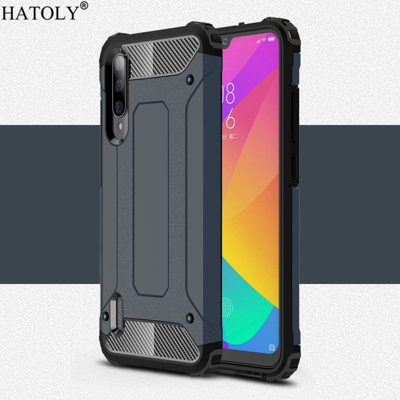 For <font><b>Cover</b></font> <font><b>Xiaomi</b></font> <font><b>Mi</b></font> <font><b>A3</b></font> Case Anti-knock Rugged Armor Back <font><b>Cover</b></font> For <font><b>Xiaomi</b></font> <font><b>Mi</b></font> <font><b>A3</b></font> Silicone Phone Bumper Case For <font><b>Xiaomi</b></font> <font><b>Mi</b></font> <font><b>A3</b></font> Case image