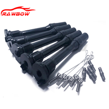 40 PCS Ignition Coil Md362913 Rubber Boot With Spring For Mitsubishi Carisma Galant Lancer Space Runner Star Wagon Eclipse