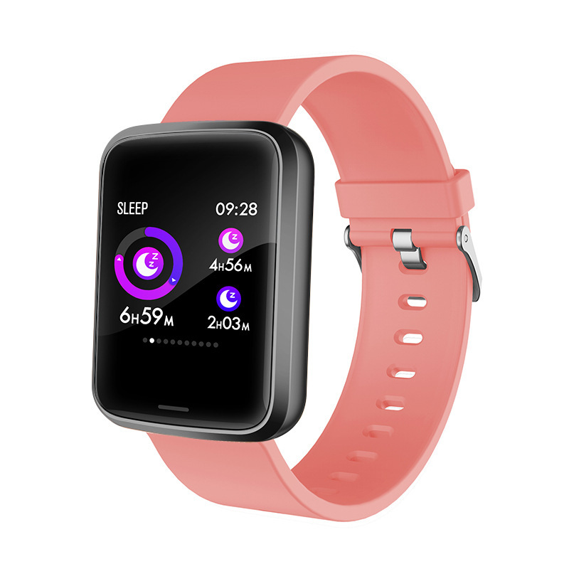 Product are in stock 2020 New Women Waterproof Smart Watch H19 Bluetooth Heart Rate Monitor Fitness Tracker