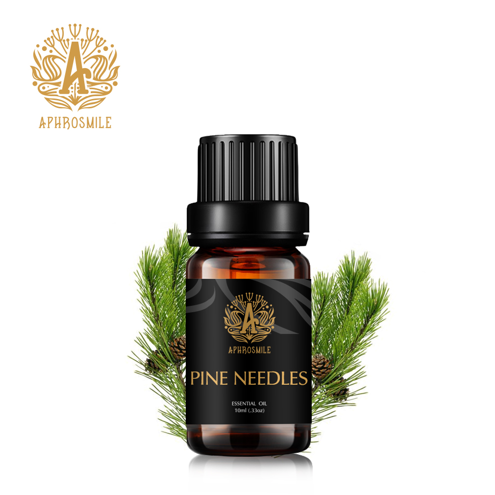 10ml Natural Pure Pine Needles Essential Oil Relax Fragrance Oil Relieve Stress Aromatherapy Diffusers Essential Oils