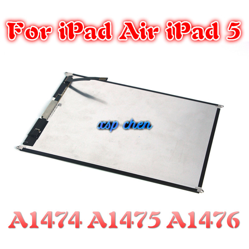 <font><b>LCD</b></font> For iPad Air iPad 5 A1474 <font><b>A1475</b></font> A1476 <font><b>Lcd</b></font> Display Touch Screen Digitizer Glass Replacement parts Free Shipping image