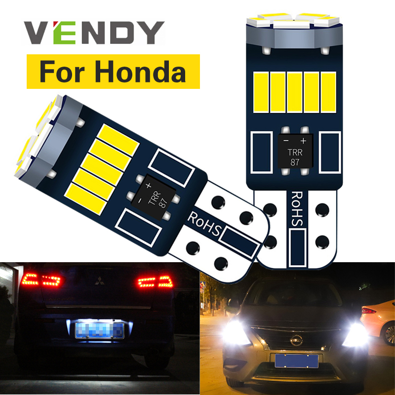 13x LED Light Interior Kit For 2006-2011 Acura RL Map Dome Trunk Plate Lamp